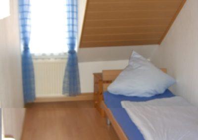 Zimmer klein
